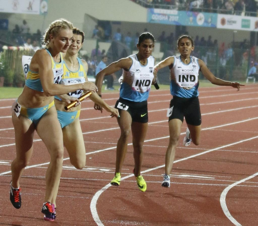 Women Relay Race