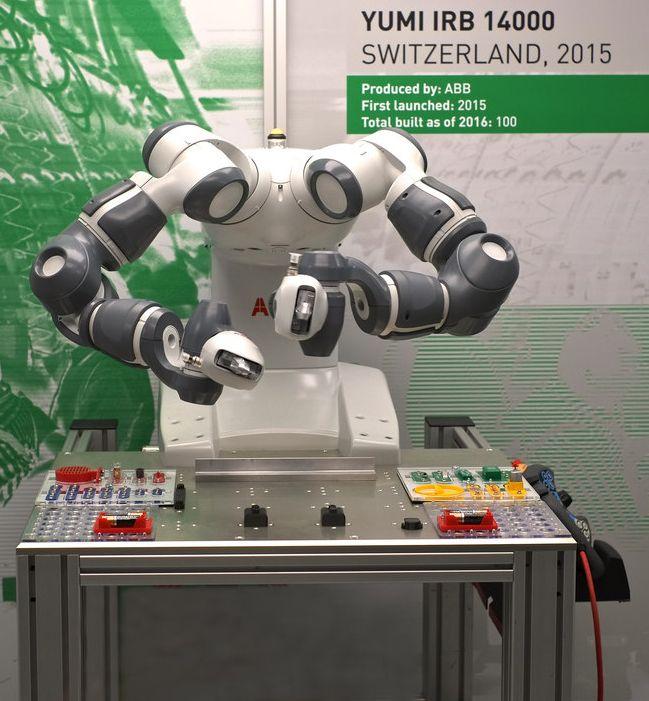 ABB YuMi Robot