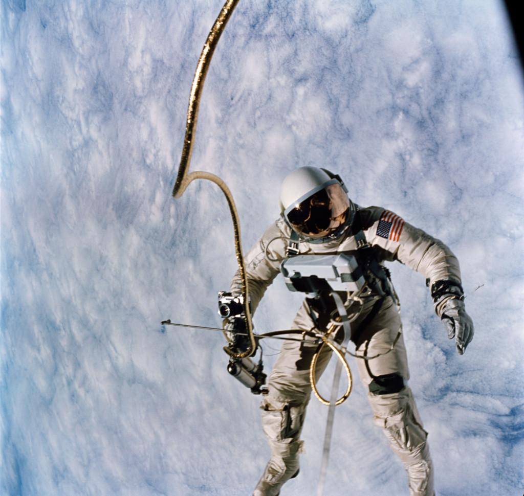 Gemini Astronaut Edward H. White