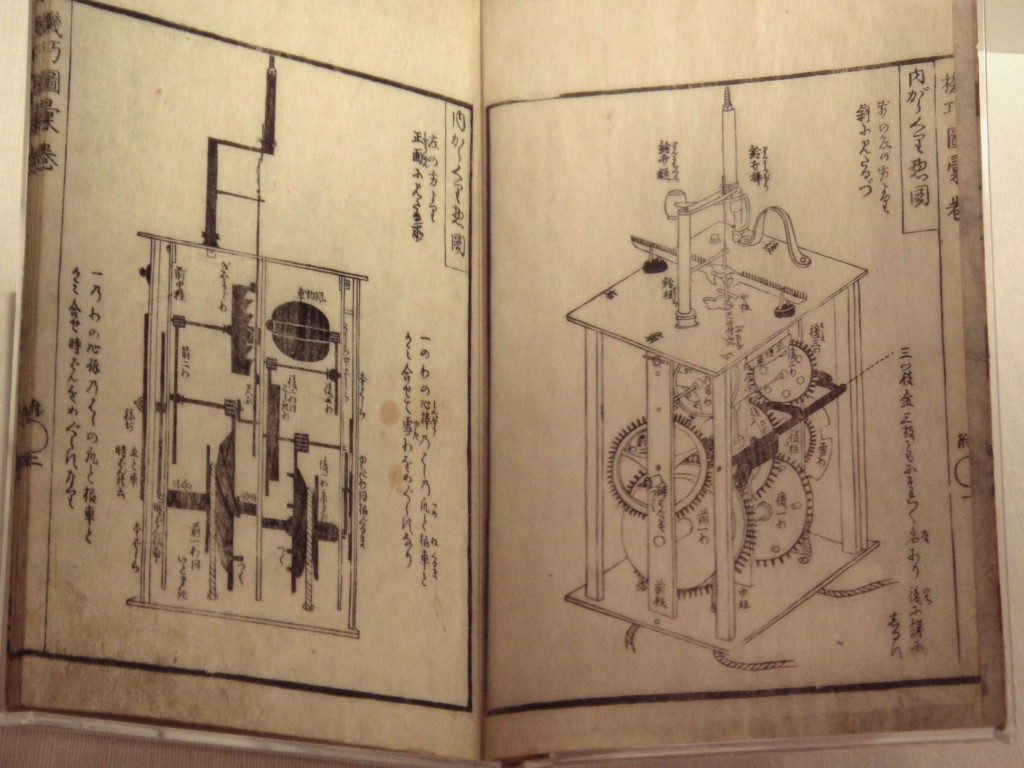 Karakuri Ningyo Mechanism