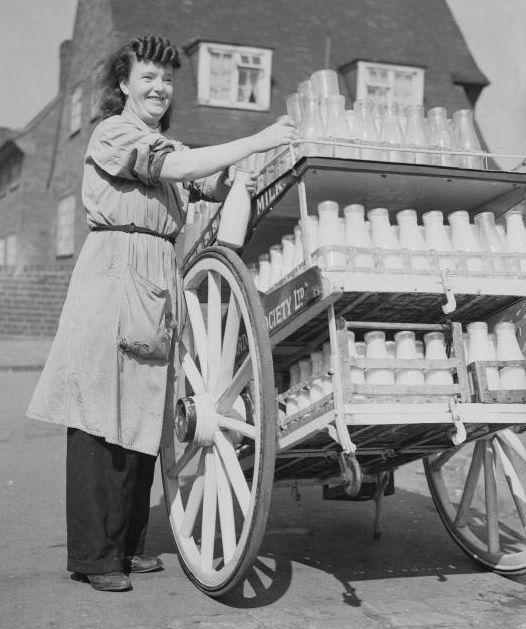 Milk Run England