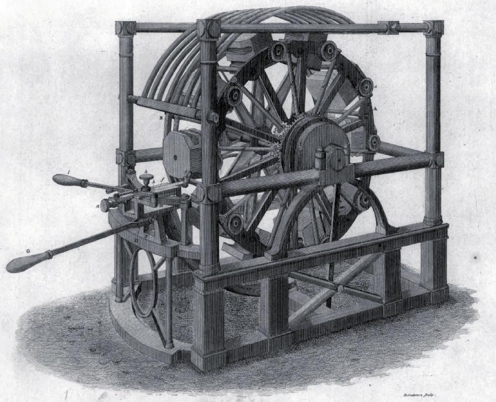 Portsmouth Block Mill Shaping Machine