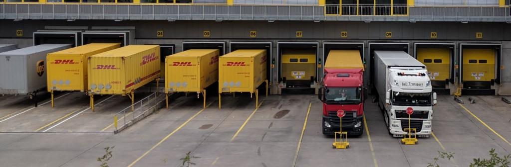 Amazon Inbound docks Bad Hersfeld