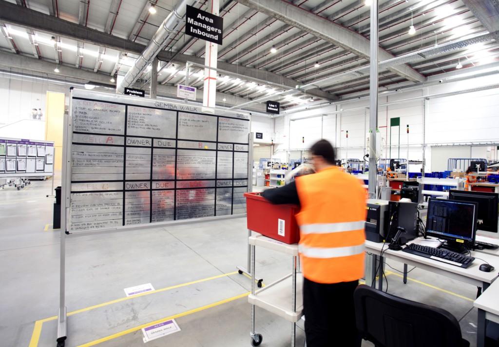 Amazon Warehouse Office
