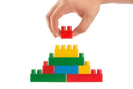 Stacking Lego Tower