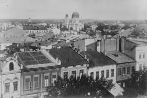 Brăila, Rumania around 1900