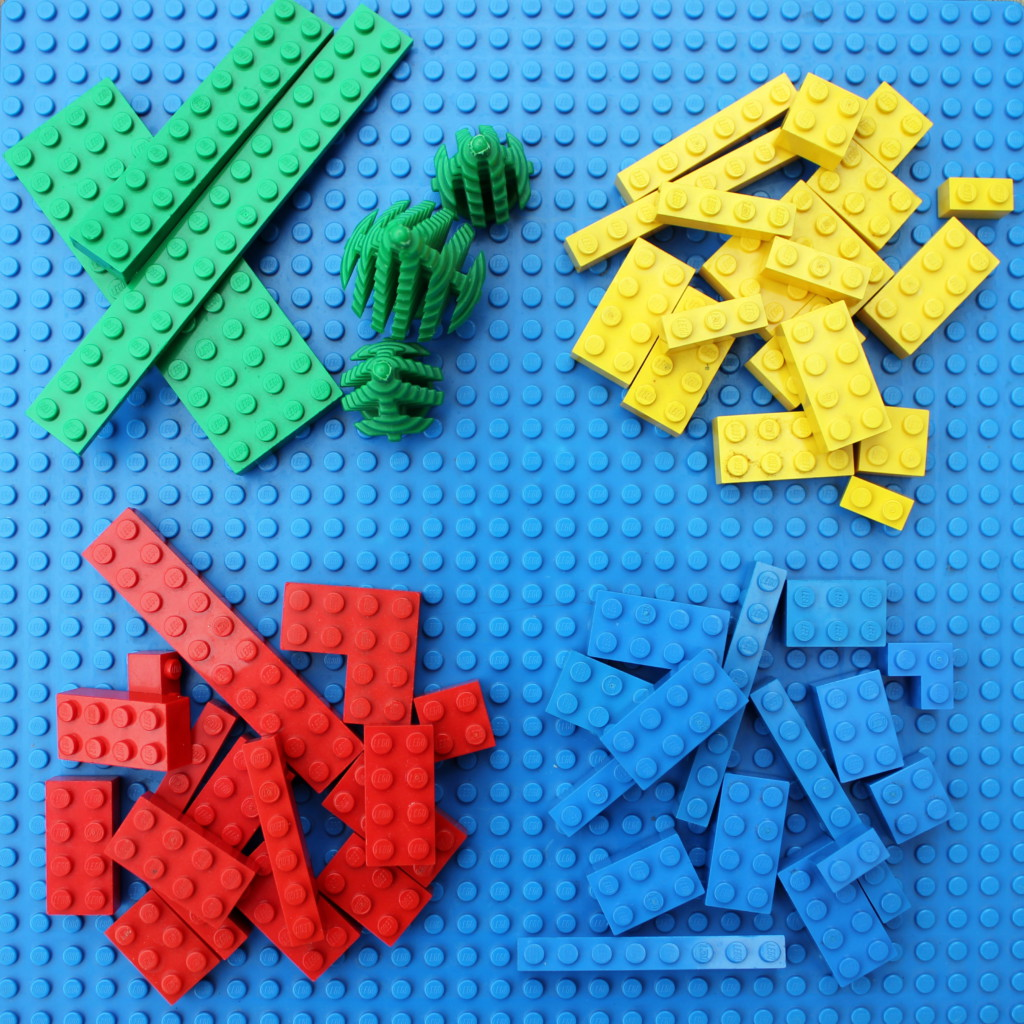 Lego Selected Bricks