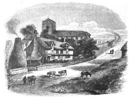 Wedgwood Churchyard Works