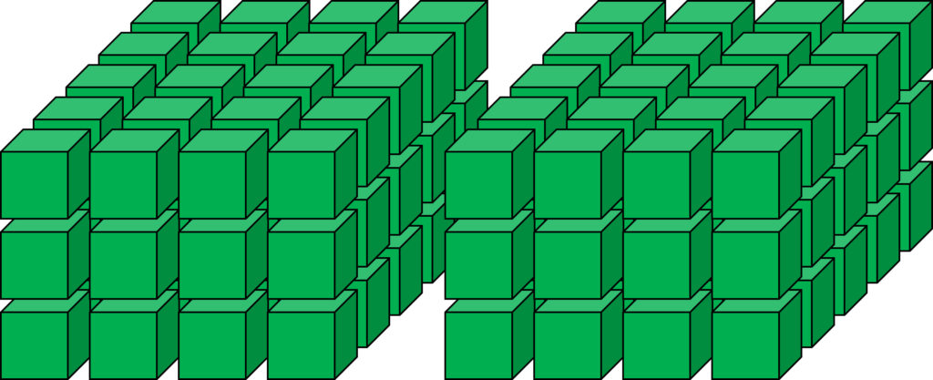 Floor Storage Rows