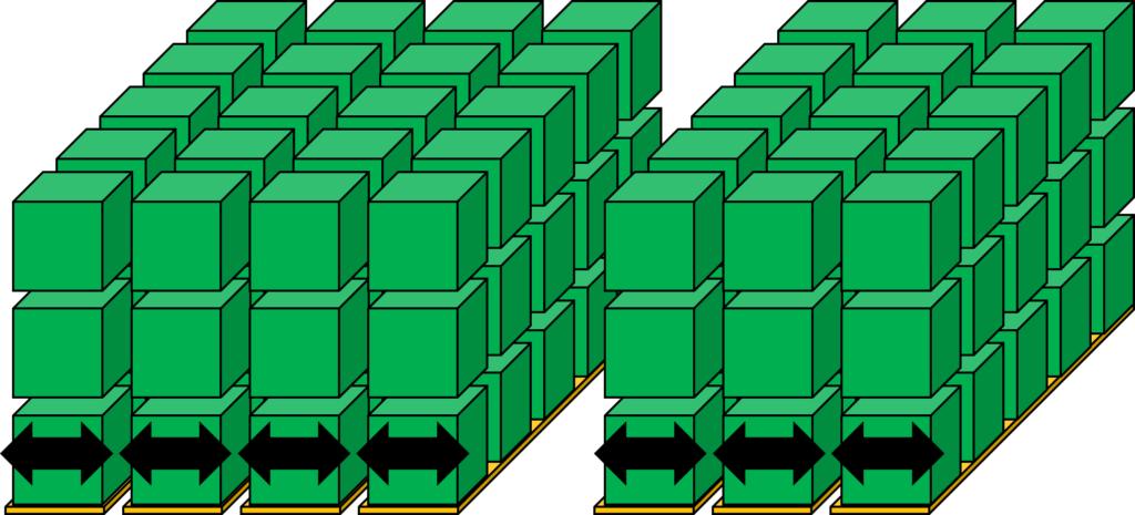 Mobile Shelve