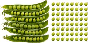 Sorted Peas