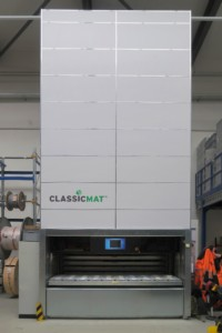 Vertical Lift Storage Example