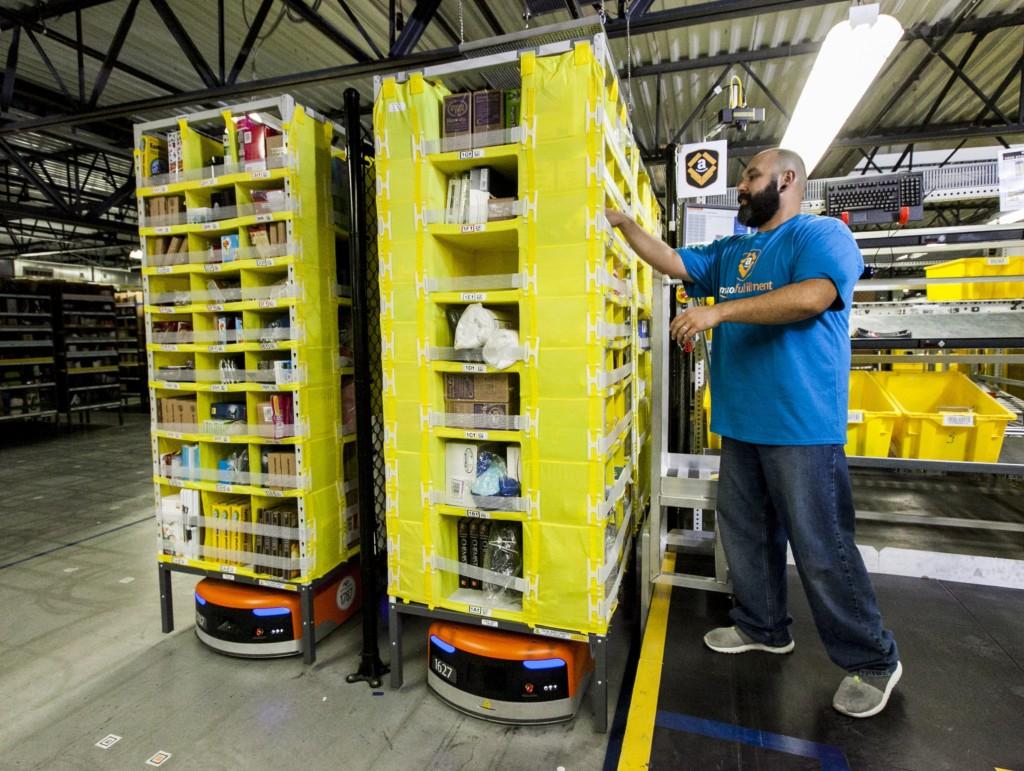 Amazon Picking Process