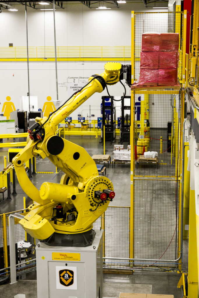 Amazon Robotics Robostow