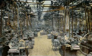 Ford Crankshaft Shop 1917
