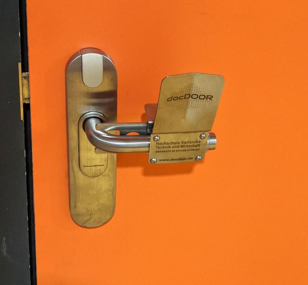 Elbow Door Handle
