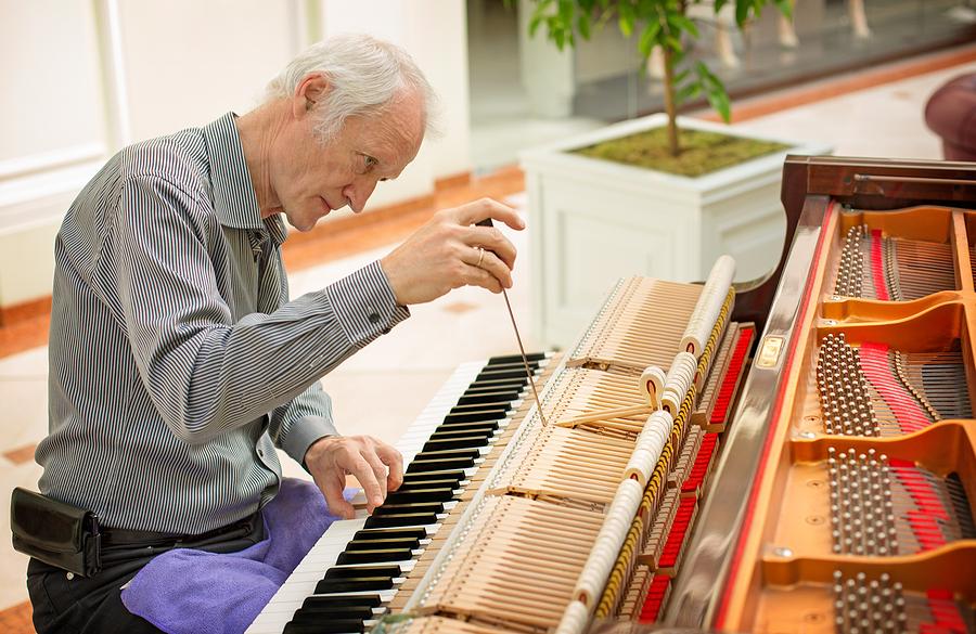 Fine Tuning a Piano