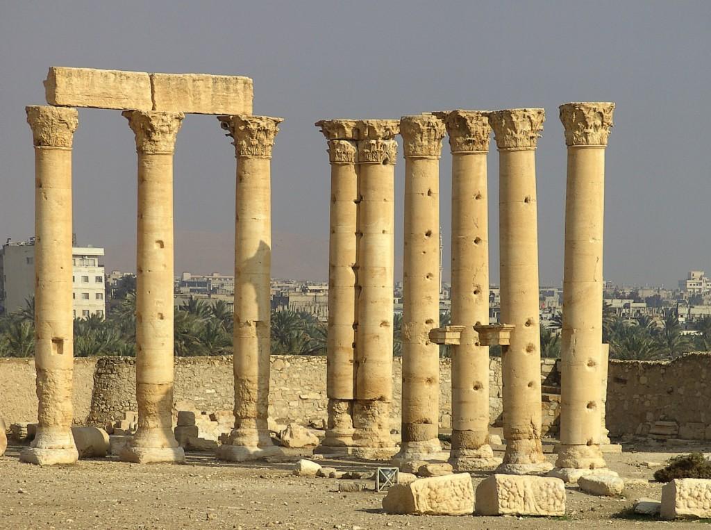 Palmyra Columns