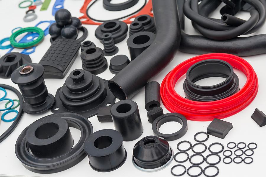 Rubber Spare Parts