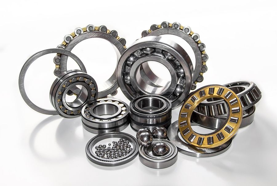 Different Bearings, some disassembled