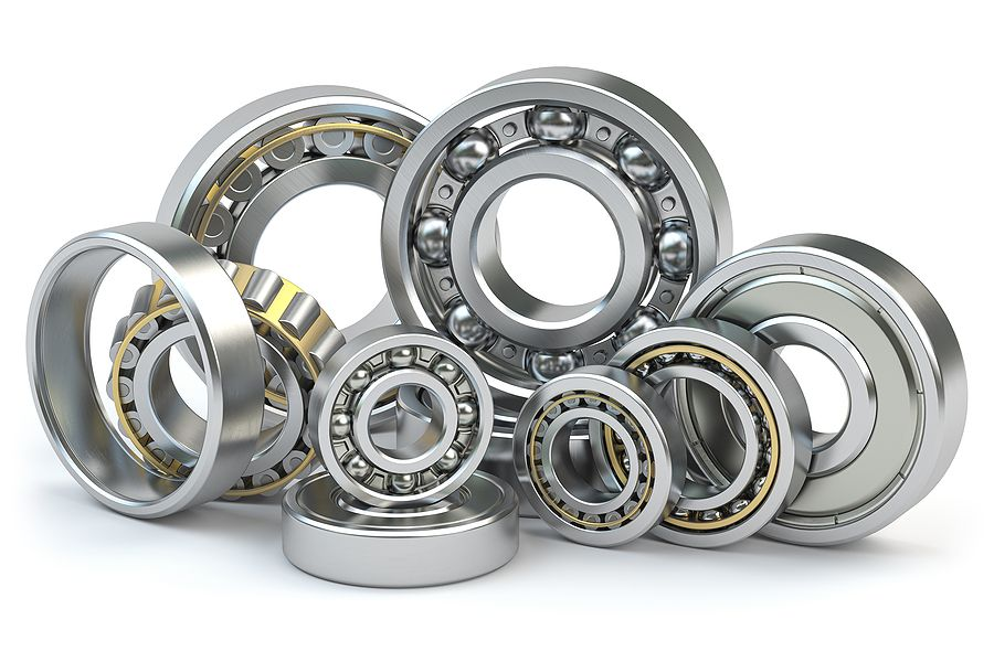 Different Bearings