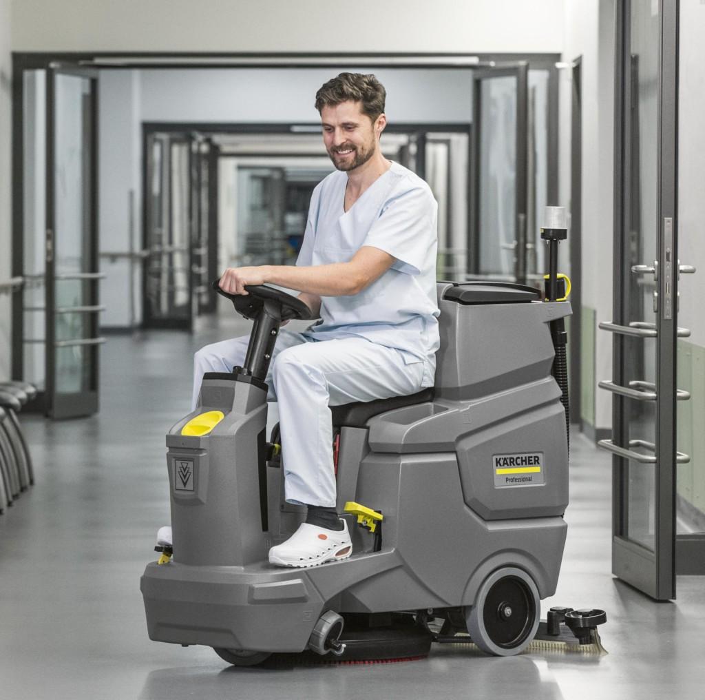 Kärcher Floor Scrubbers