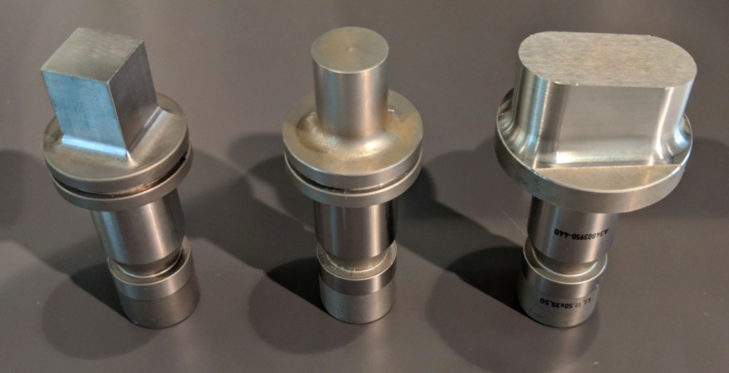 Trumpf Common Shape Punches