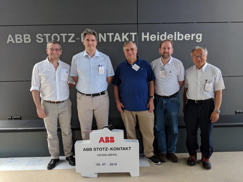 Van of Nerds at ABB Stotz
